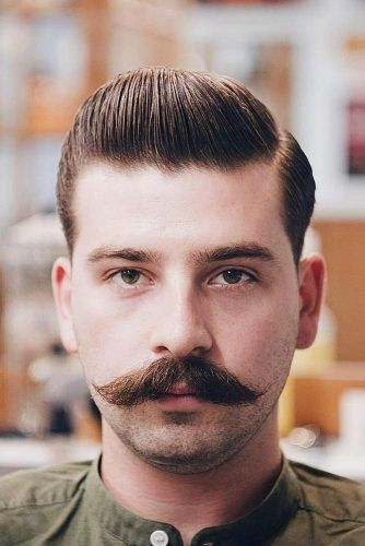 The Walrus #mustachestyles #mustache