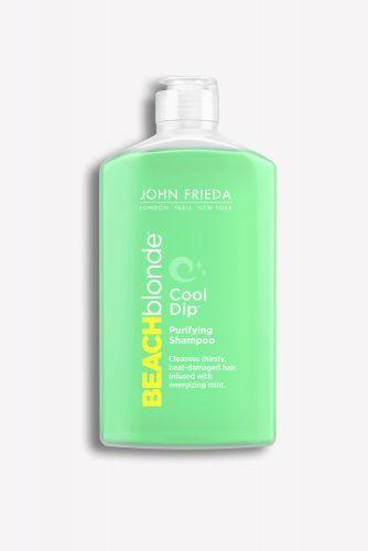 Beach Blonde Cool Dip Purifying Shampoo #shampoo #shampootypes #hairproducts