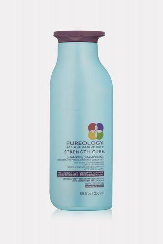 Pureology Strength Cure Shampoo #shampoo #shampootypes #hairproducts