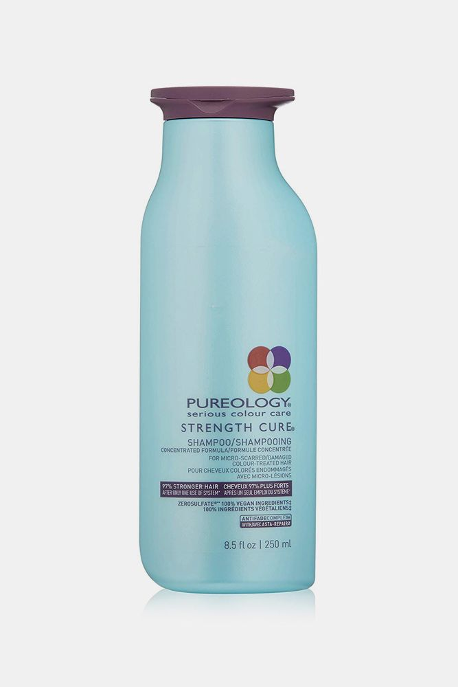Pureology Strength Cure Shampoo #shampoo #shampootypes #hairproducts