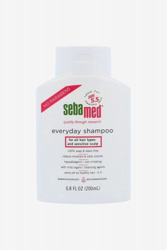 Sebamed Everyday Shampoo #shampoo #shampootypes #hairproducts