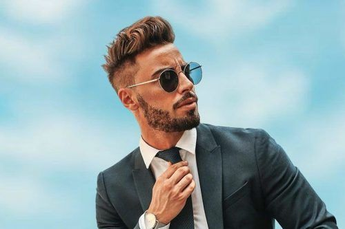 Awesome Ways To Get Style And Rock Versatile Mohawk Fade Haircuts