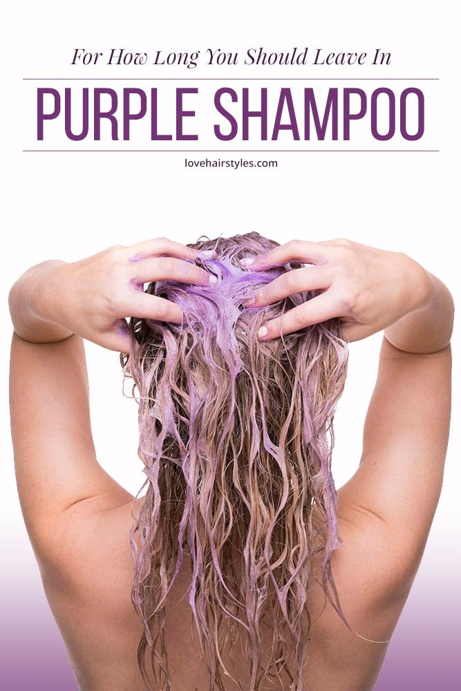 HOW LONG SHOULD I LEAVE PURPLE SHAMPOO IN #purpleshampoo #shampoo #hairproducts