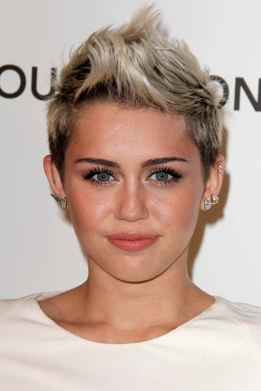The Androgynous Hairstyles: Miley Cyrus