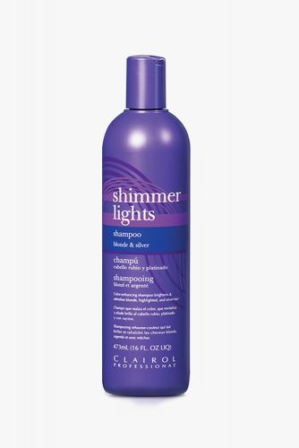 The Ultimate Brass Eliminator #purpleshampoo #shampoo #hairproducts