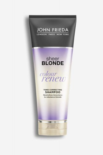 Colour Renew Tone Correcting Shampoo #purpleshampoo #shampoo #hairproducts