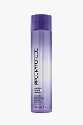 Platinum Blonde Shampoo #purpleshampoo #shampoo #hairproducts