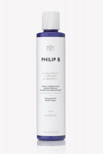 PHILIP B Icelandic Blonde Shampoo #purpleshampoo #shampoo #hairproducts
