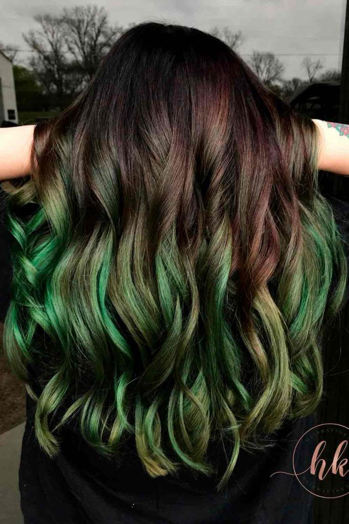 Green Highlights