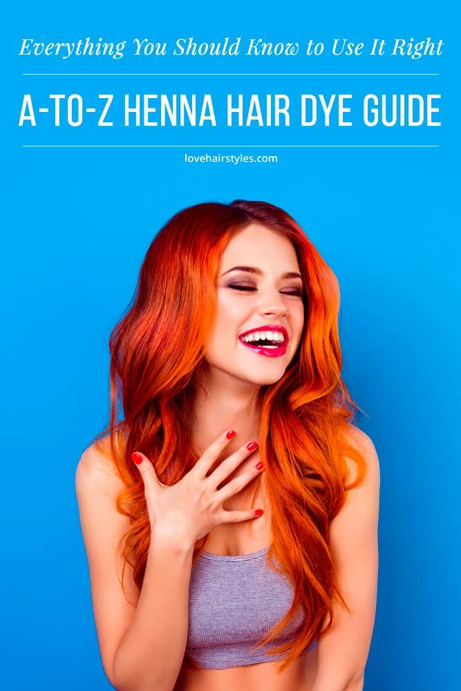 Henna Hair Dye FAQ