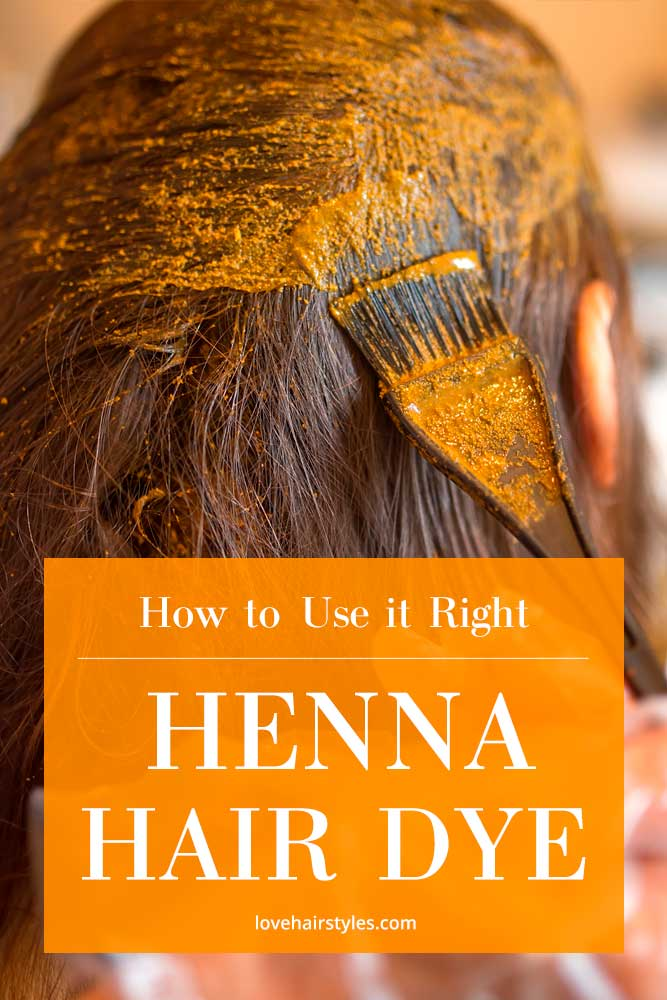How to Apply the Henna Paste