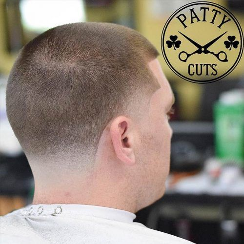 The Butch Cut #militaryhaircut #menhaircuts #haircuts