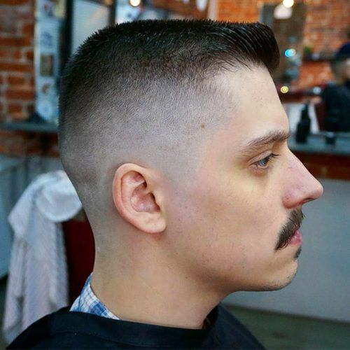 The Crew Cut #militaryhaircut #menhaircuts #haircuts
