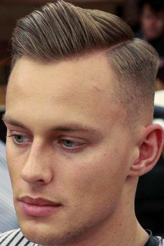 The Ivy League #militaryhaircut #menhaircuts #haircuts
