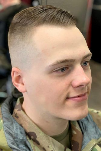 The Regulation Cut #militaryhaircut #menhaircuts #haircuts