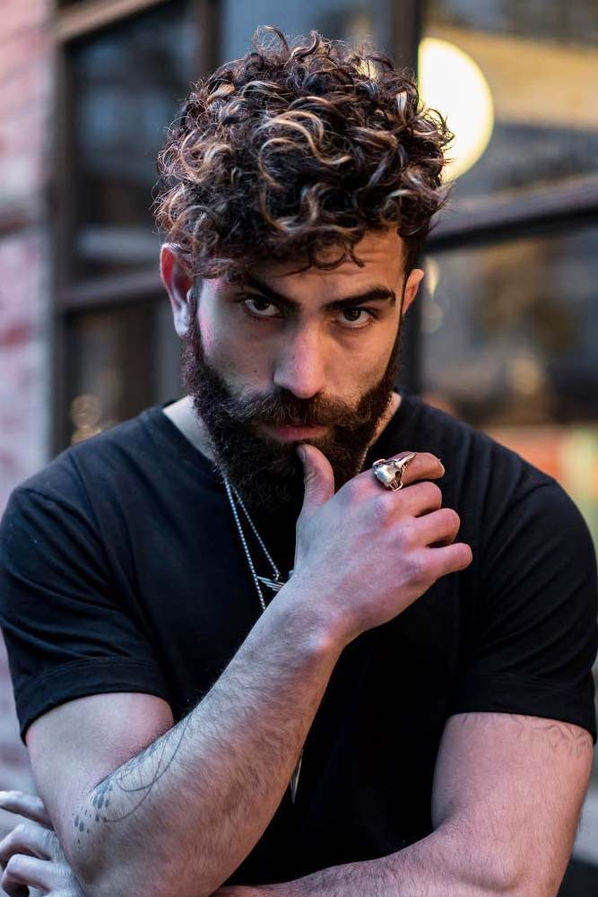 How To Style A Quiff Curly Hair #quiff #quiffhaistyle #hairstyles #haircuts