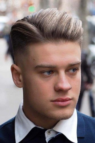 Elegant Quiff Hairstyle #quiff #quiffhaistyle #hairstyles #haircuts
