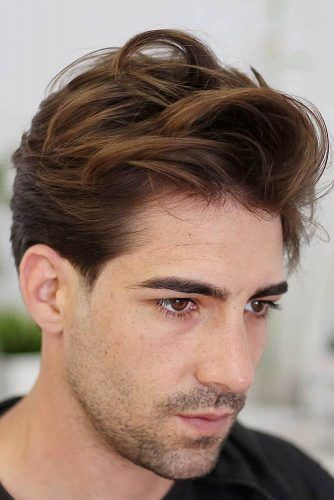 Messy Blow Out #quiff #quiffhaistyle #hairstyles #haircuts