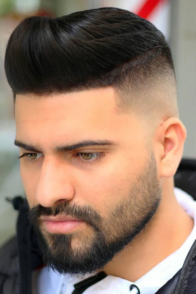 The Rockabilly Quiff #quiff #quiffhaistyle #hairstyles #haircuts