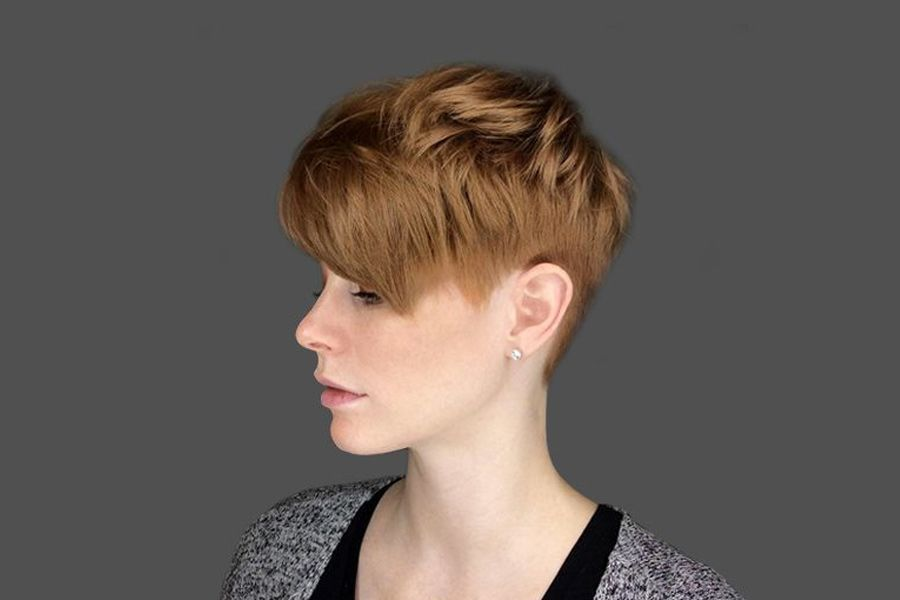 Stylish Androgynous Haircuts For All Hair Types And Hair Moods