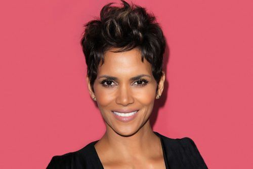 The Halle Berry Short Hair Collection: Ideas That Will Make You Cut Your Hair Short