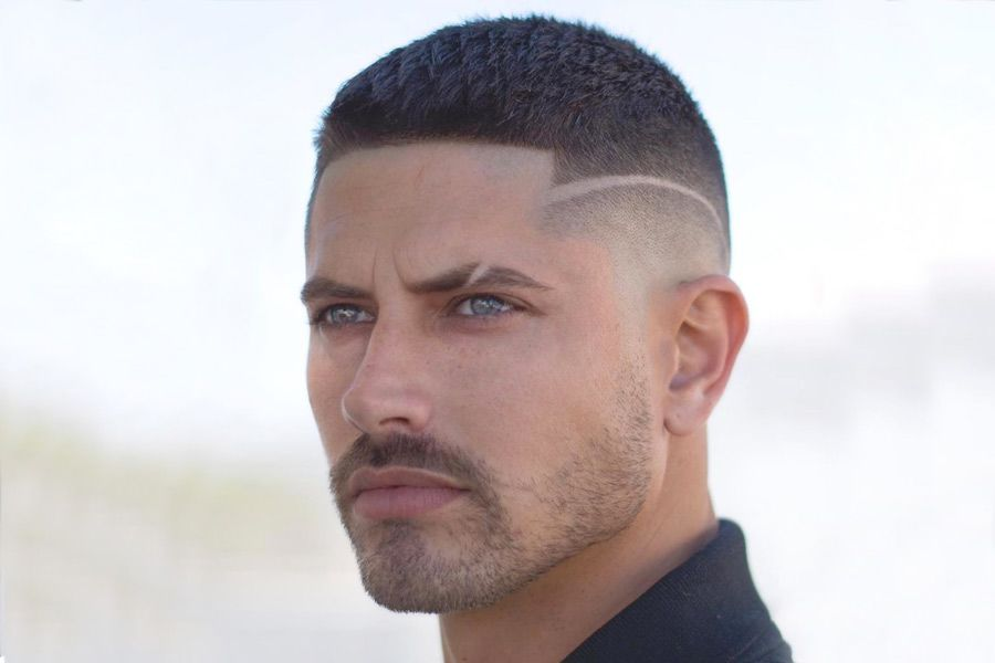 Haircuts mens military style 20 Best