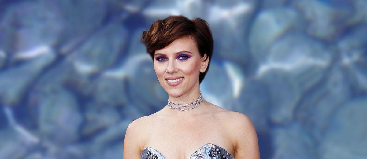 Scarlett Johansson Braided Hair Scarlett Johansson Movies