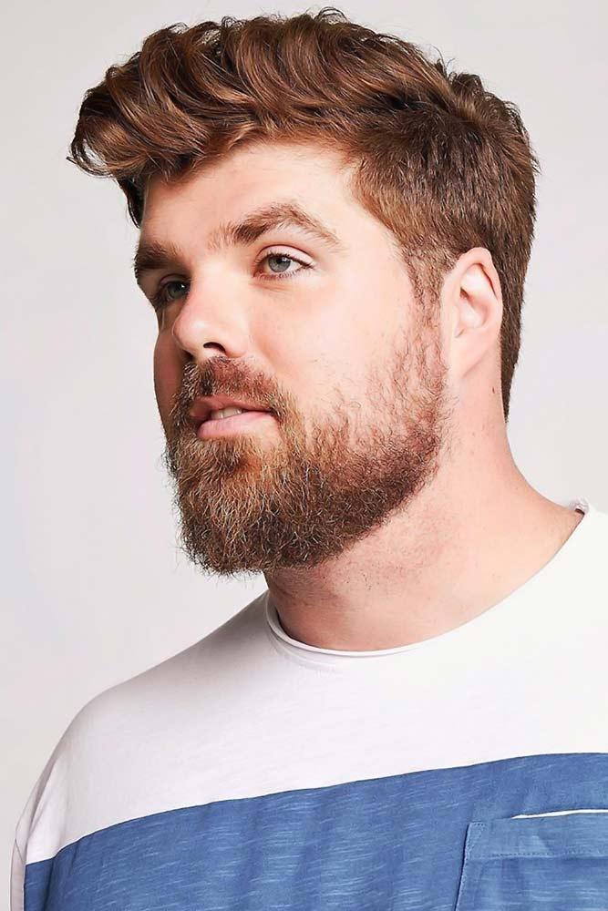 Mustache And Chin Strap #beard