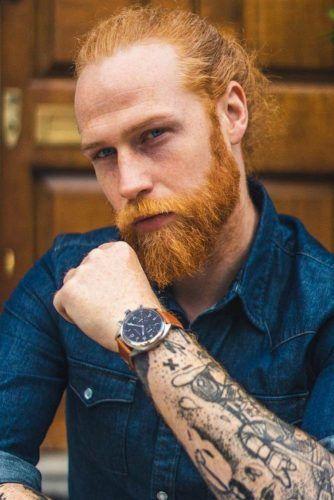 Red Beard #beard