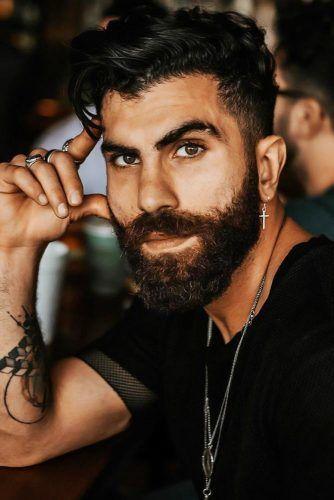 Short Beard Textured #beard