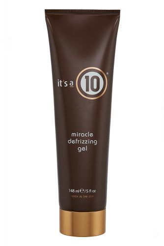 It's A 10 Miracle Defrizzing Styling Gel #coarsehair