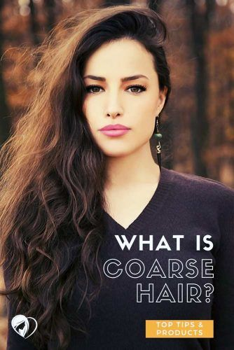 What Is Coarse Hair? #coarsehair