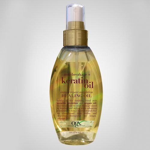 OGX Anti-Breakage Keratin Oil #keratintreatment