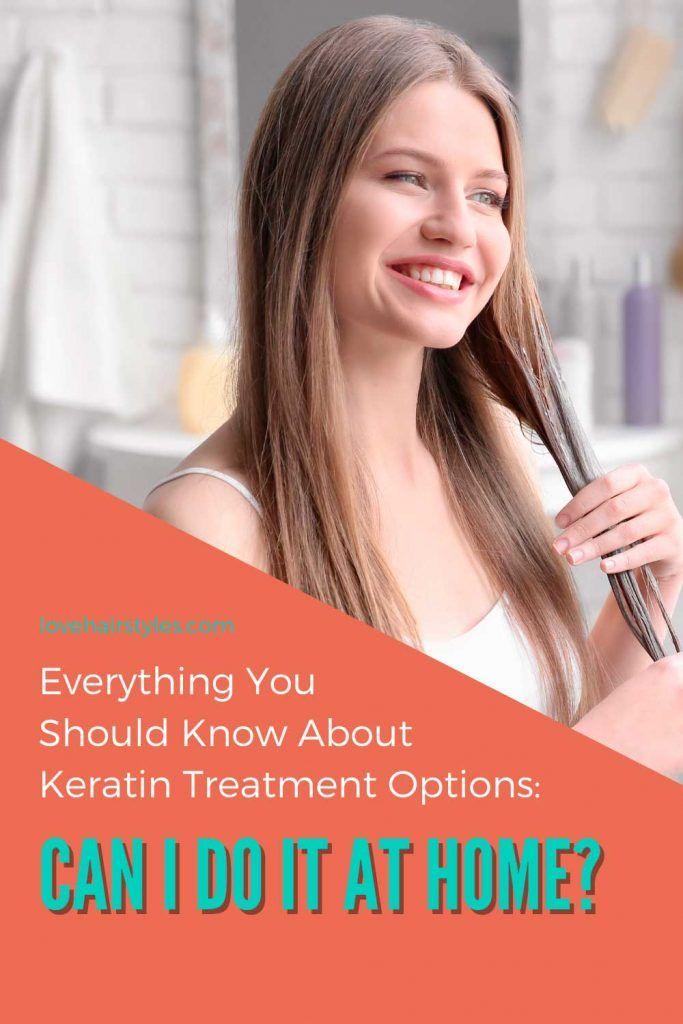 Keratin Treatment: Can I Do It at Home?