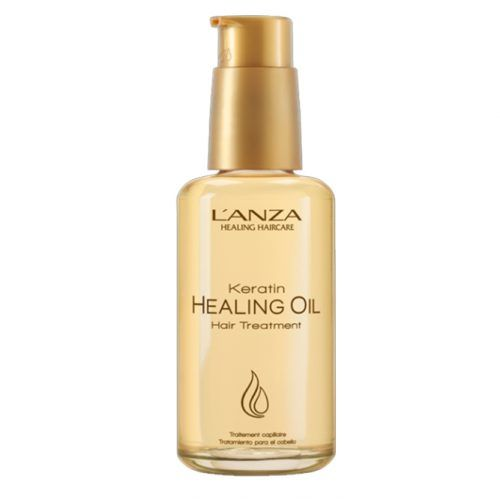 L'ANZA Keratin Healing Oil Hair Treatment #keratintreatment