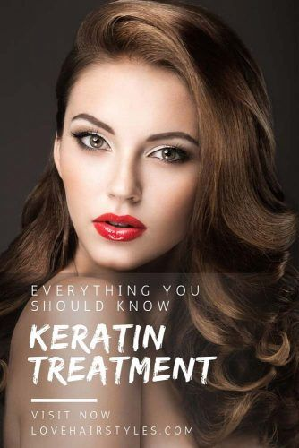 How Long Does It Take? #keratintreatment