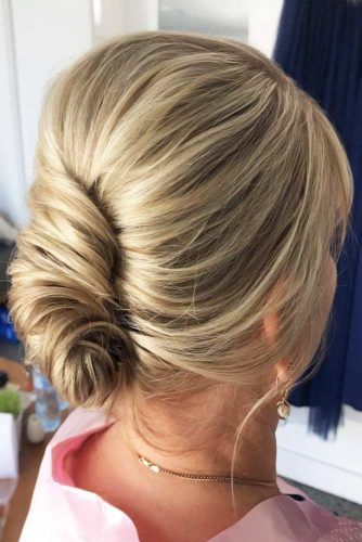 Classic French Twist #updo