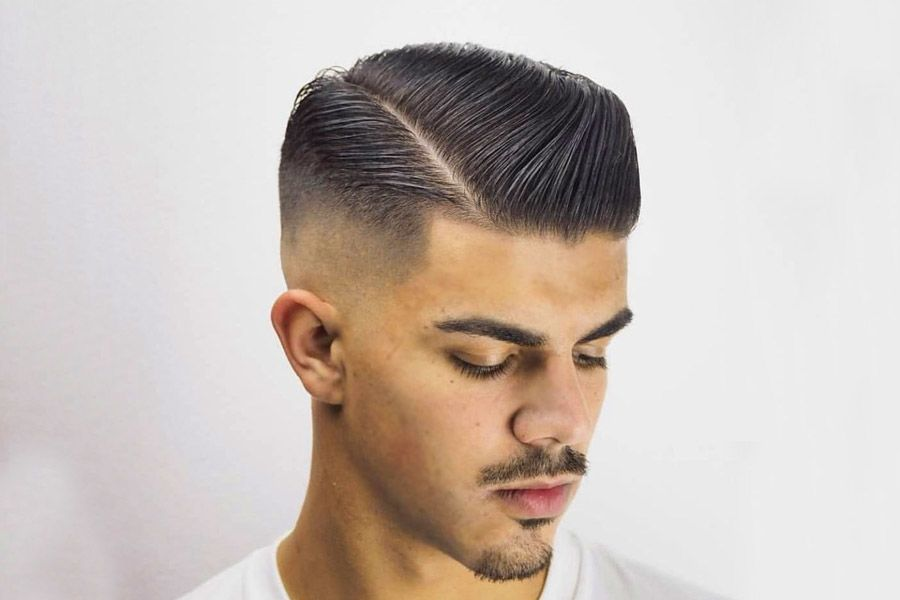 The Hard Part Haircut - A Ravishing Way to Perfect Popular Side-Parted Hairstyles