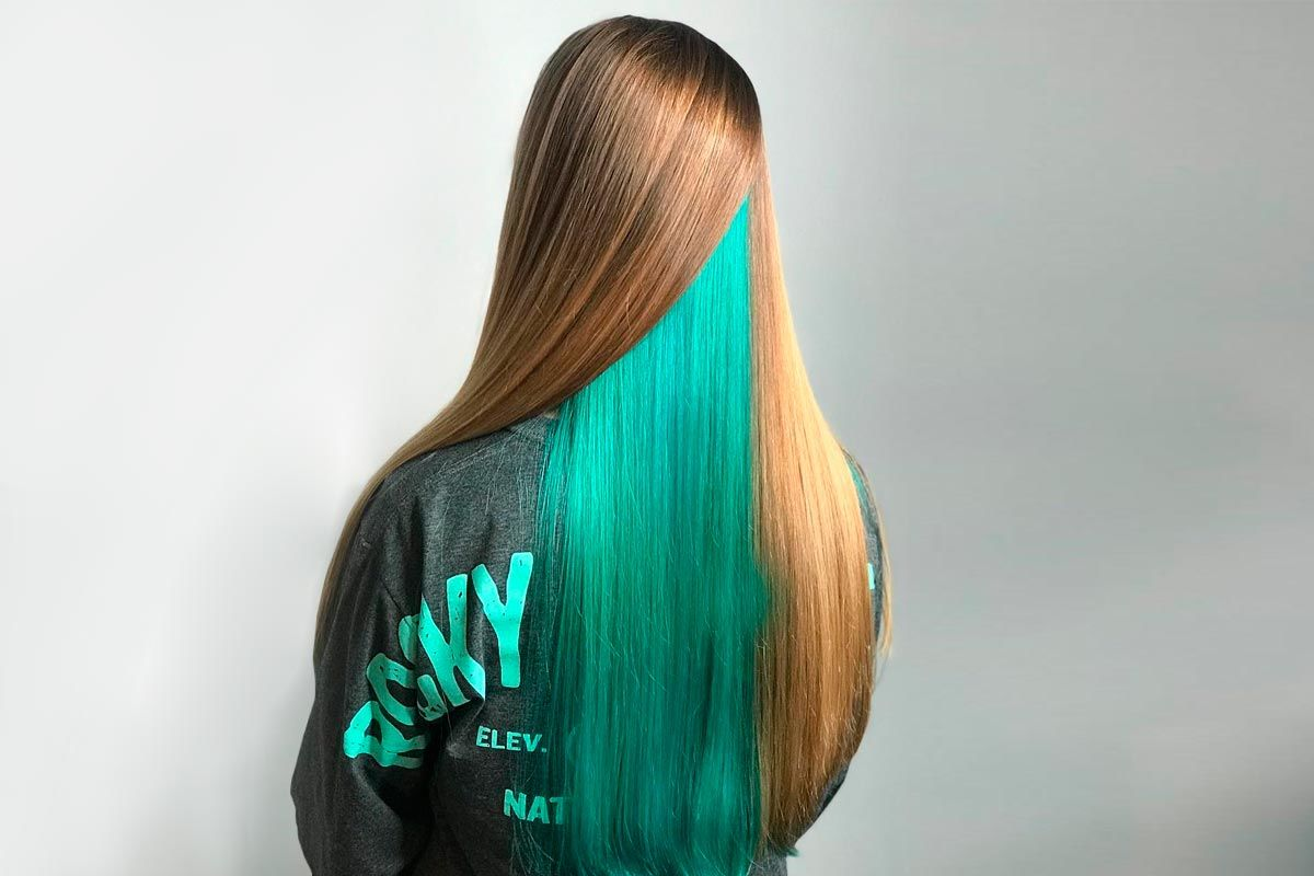 35 Refreshing Peekaboo Hair Ideas: Spice Up Your Color & Keep It Healthy At Once
