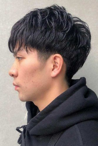 Sharp & Textured Two Block Haircut #twoblockhaircut #haircuts #menhaircuts