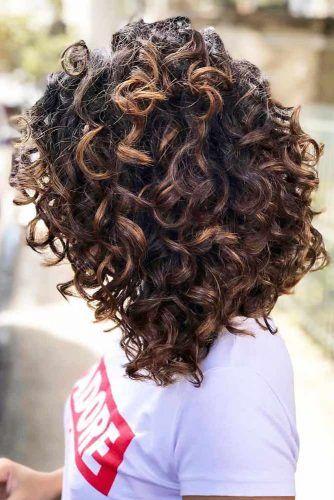 A line Deva Cut #devacut #haircuts