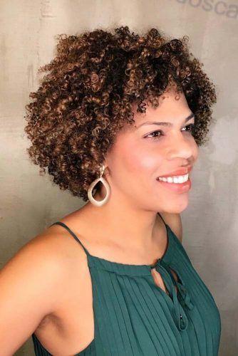 Curl Type 4 #devacut #haircuts
