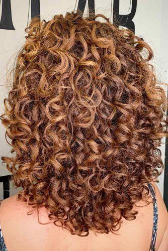 Rounded Deva Cut #devacut #haircuts