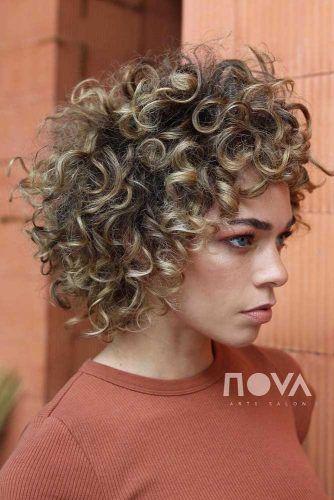 Short Deva Cut #devacut #haircuts