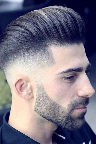 Drop Fade Pomp #dropfade #haircuts #menhaircuts