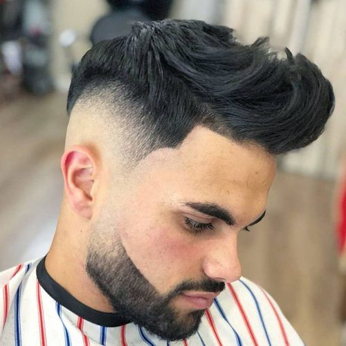 Quiff Drop Fade #dropfade #haircuts #menhaircuts