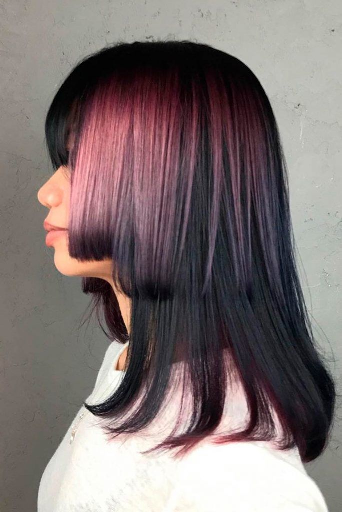 Mid-Length Curved-In Hime Cut