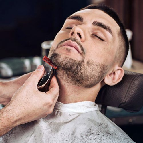 How To Trim A Beard With Clippers #howtotreamabeard #beard