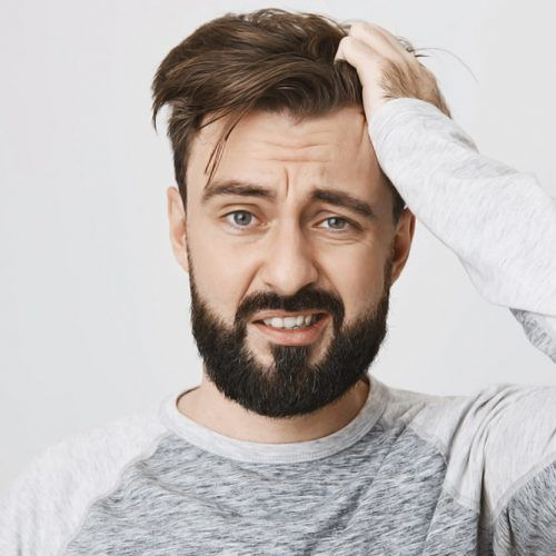 How to Keep Up with The Same Beard Length #howtotreamabeard #beard