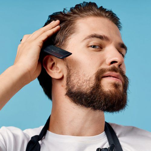 How To Trim And Fade Your Neckline #howtotreamabeard #beard